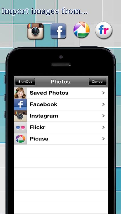 Photo Frames 4 Instagram - Best Photo Collage + Photo Editor for InstaGram screenshot-3