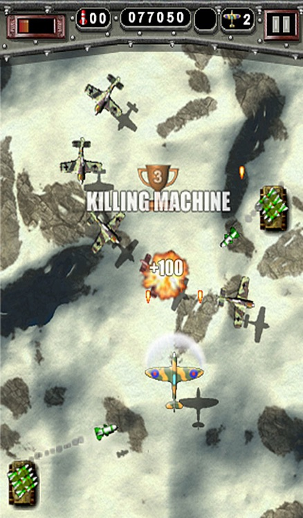 Mortal Skies - Modern War Air Combat Shooter screenshot-2