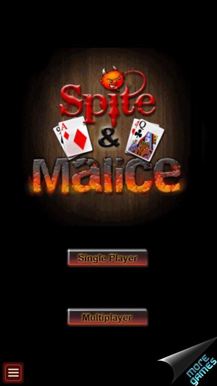 Spite & Malice HD