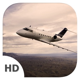 Flight Simulator (Bombardier CRJ 700 Edition) - Become Airplane Pilot
