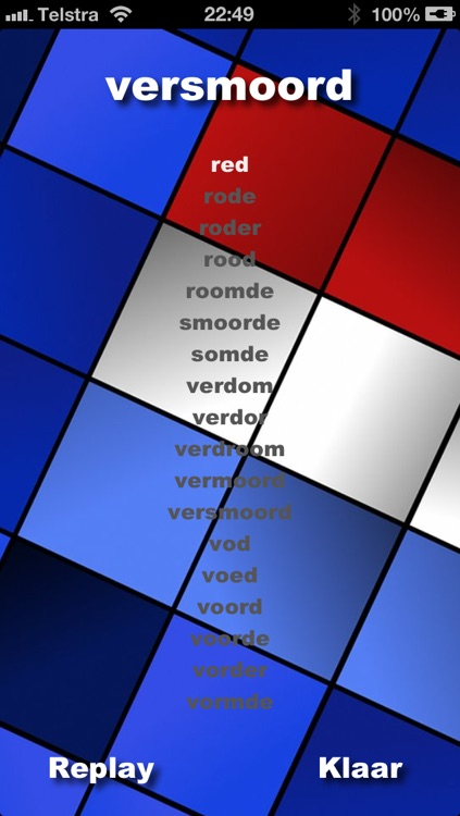 Worder Dutch Free screenshot-4