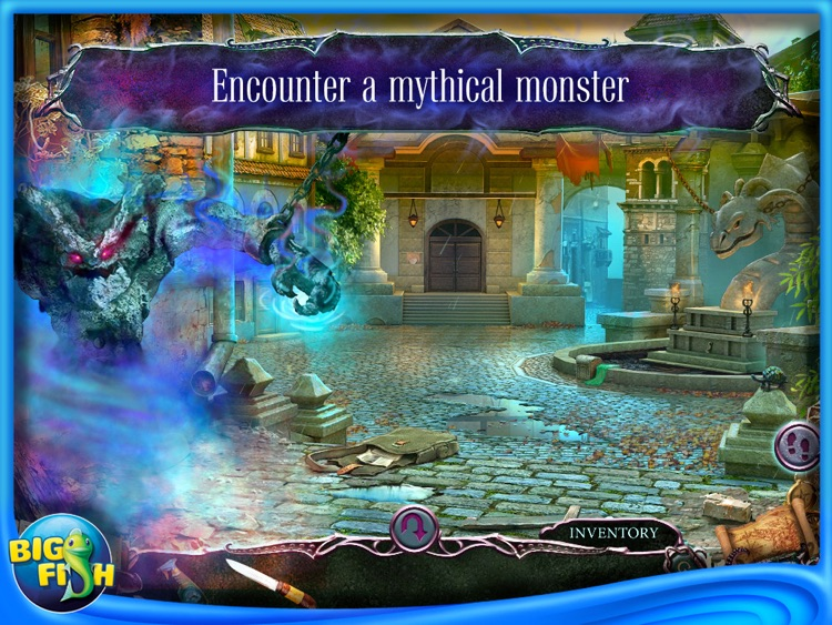 Mystery of the Ancients: Curse of the Black Water HD - A Hidden Object Adventure (Full)