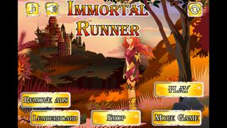 Immortal Runner - Girl Knight of the Kingdom vs Temple Camelot Dragonsのおすすめ画像1