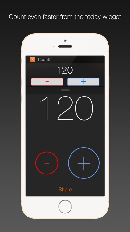 Countr - Quick Count screenshot-3
