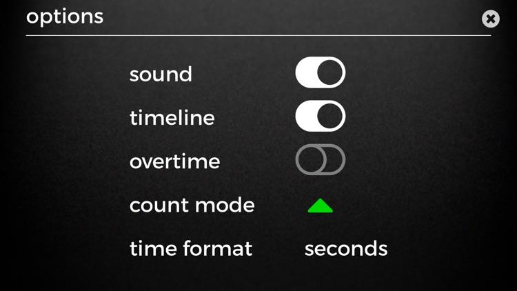 Speech Timer for Talks and Presentations (Full Version) screenshot-4