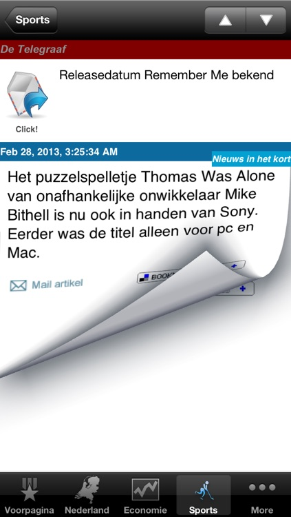 Netherlands News, De Dutch Nieuws screenshot-3