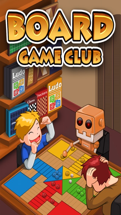 6-in-1 Board Game Club