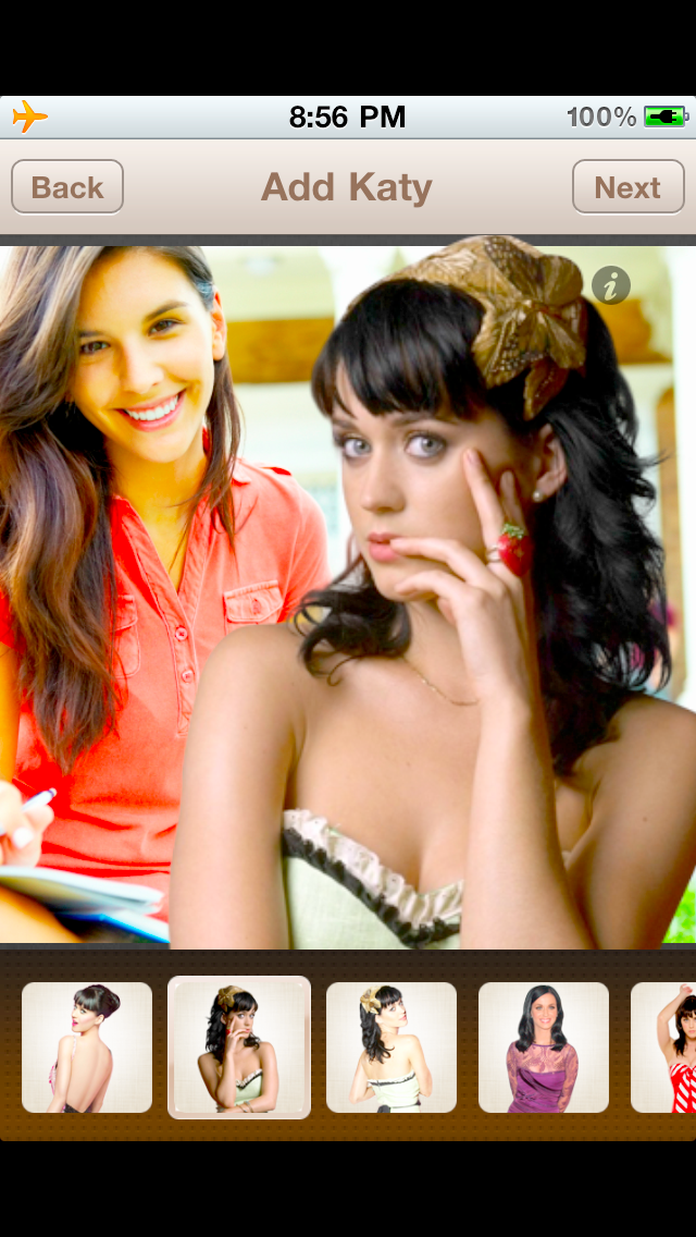 Me for Katy Perryのおすすめ画像1