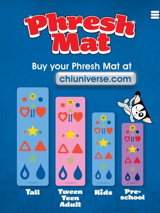 Chi Flow & Phreeze Yoga Game
