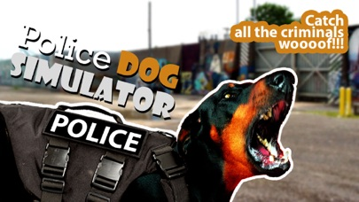 Police Dog Simulator screenshot one