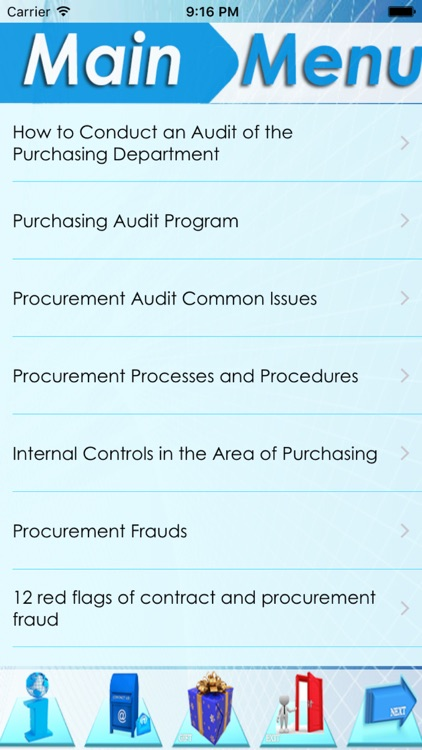 Audit of Accounts Payable & Procurement Process screenshot-0
