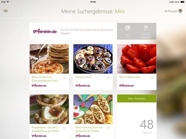 so cookbook ihre rezepte im app store