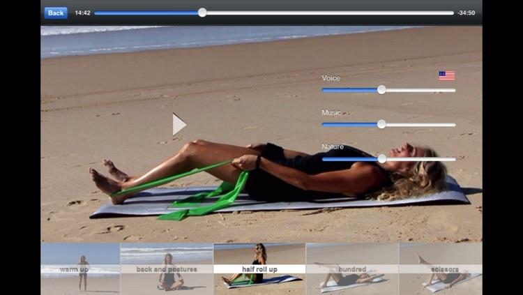 Pilates Beginners screenshot-4