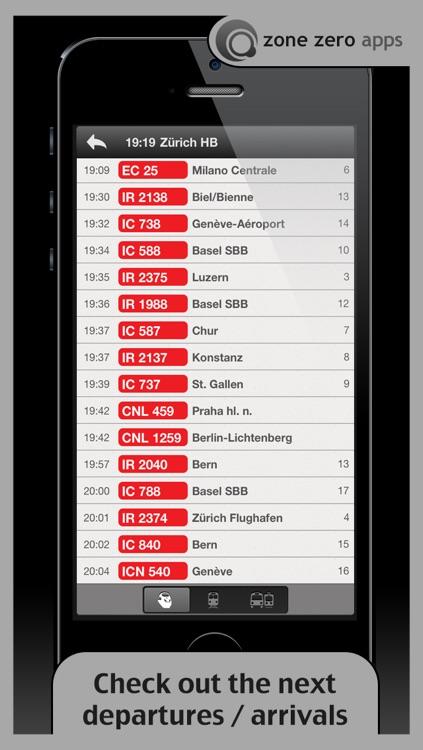 Swiss Transit Free screenshot-3