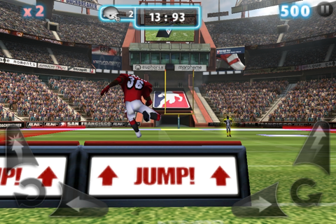 Backbreaker 2: Vengeance screenshot 2