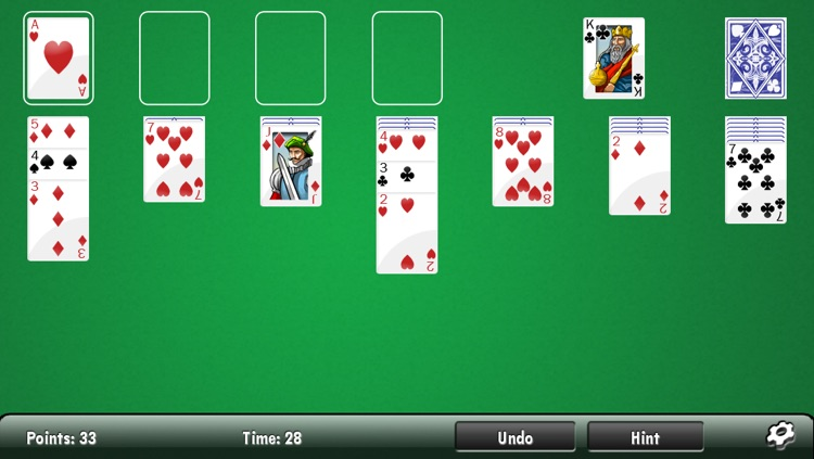 Solitaire FREE!