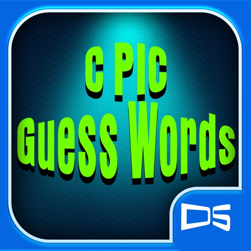 C Pic Guess Words icon