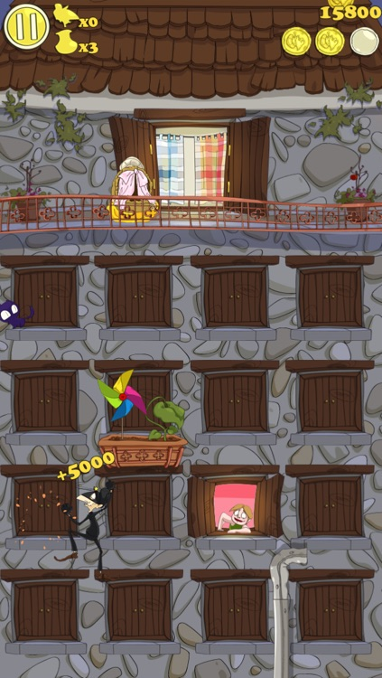 Granny and the Thief FREE screenshot-4