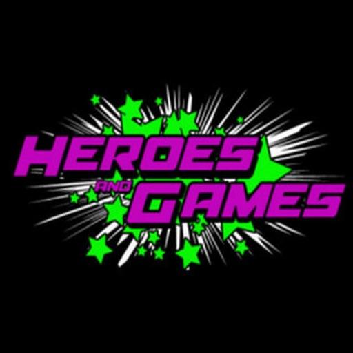 Baixar Heroes and Games para iOS