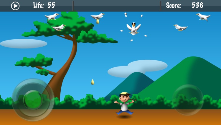 Bomber Dove Lite screenshot-1