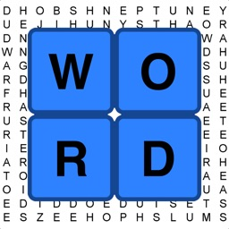 Word Search - Classic Game with Timer