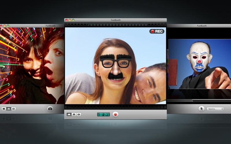 Fun Booth Screenshot