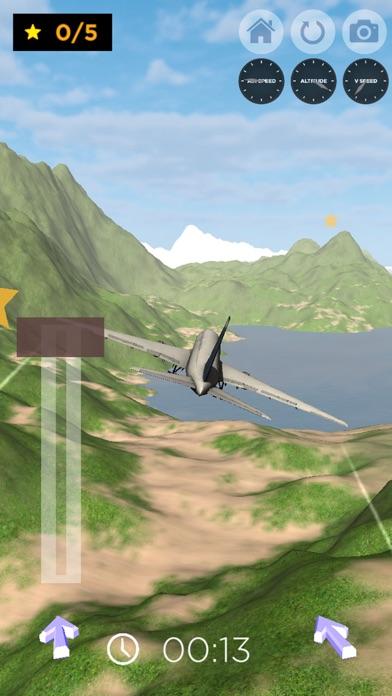 フライト飛行機シミュレータレーシング駐車場モバイルシミュレーション版のおすすめ画像2