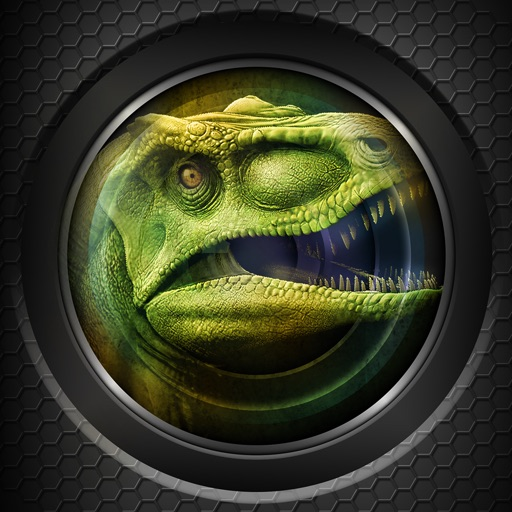 Dino Movie Maker: dFX (Special effects from the new TV show Primeval New World)