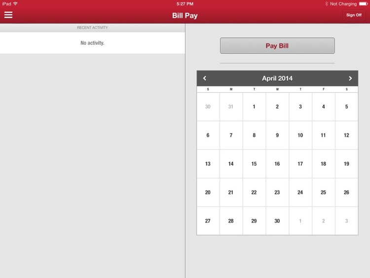 RRB Mobile for iPad screenshot-3