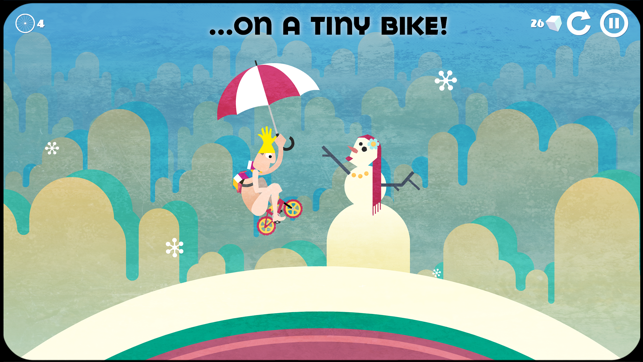 Icycle: On Thin Ice Screenshot