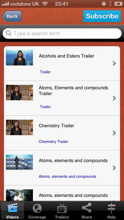 GCSE Chemistry Tutor Videos screenshot-1