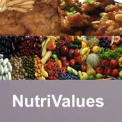 Nutritive Values app review