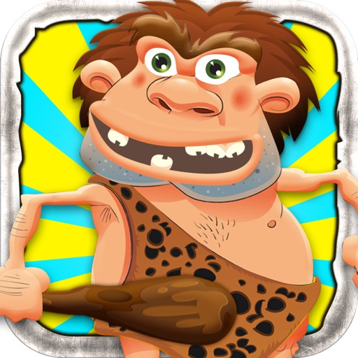 Crazy Caveman Escape - Free Game