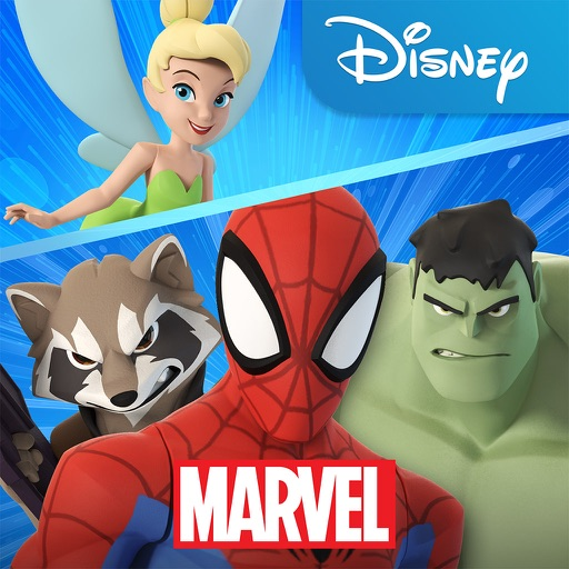 Disney Infinity: Toy Box 2.0 icon