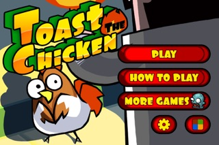 Toast The Chicken - Hard Puzzle Game Unique Brain Teaser