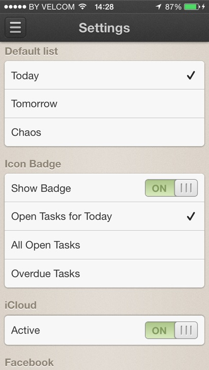 TaskDone — powerful to-do list and task manager for getting things done screenshot-4