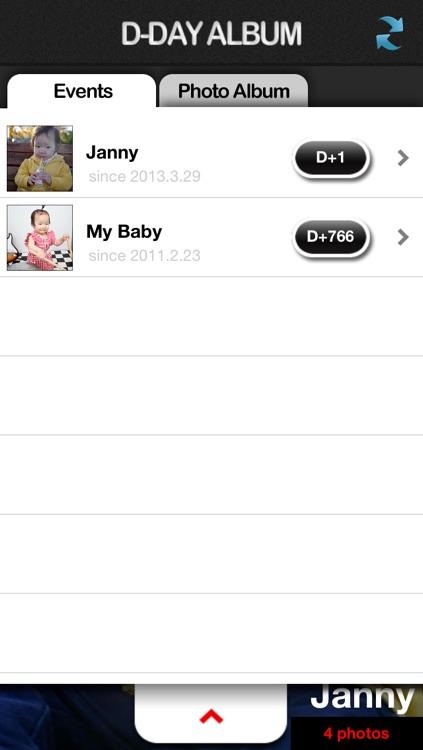 D-DAY ALBUM Lite - Event Photo Album Manager screenshot-4