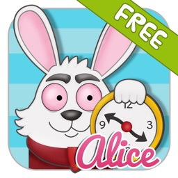 Alice in Wonderland FREE - the interactive book for kids