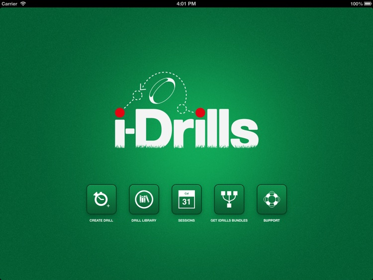 i-Drills Rugby screenshot-0