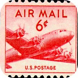 U.S. Stamps--V2 1948-1987