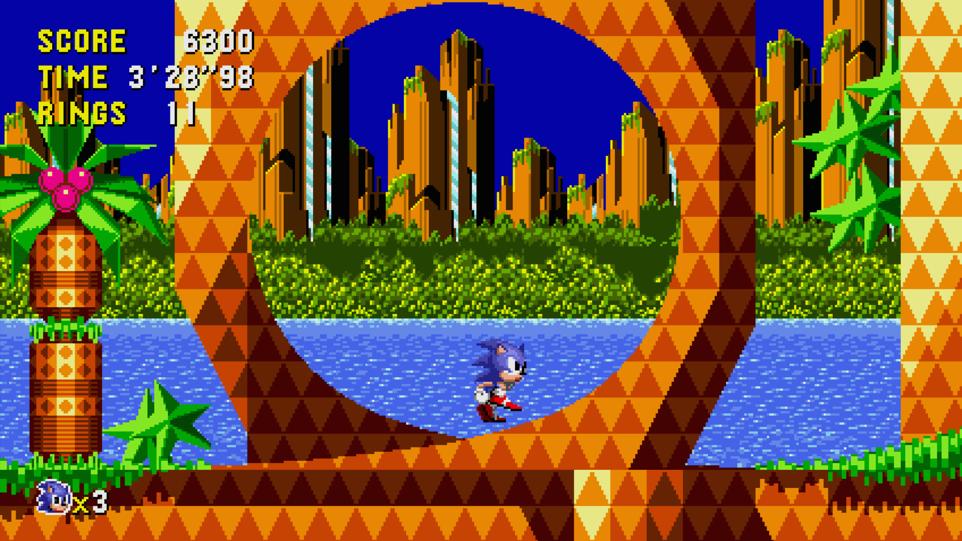 Sonic CD screenshot 8
