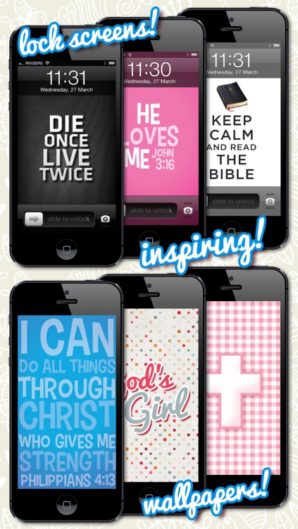 Christian Wallpapers, Themes and Inspirational Backgrounds!