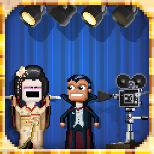 Pixely People Making Movies Review