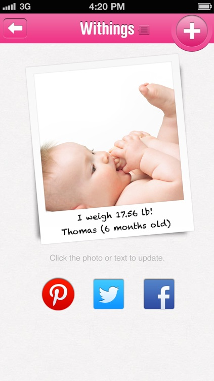 Withings Baby Companion screenshot-4