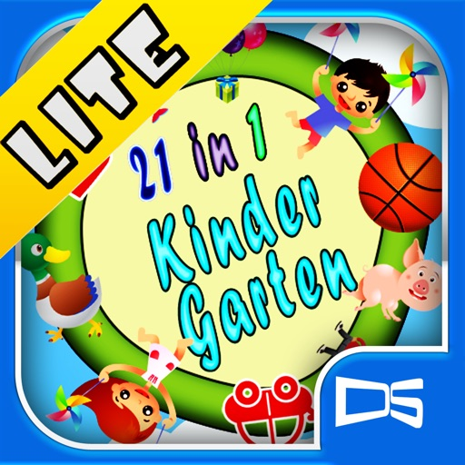Kindergarten for iPad - LITE