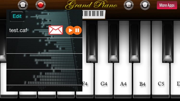 Real Piano 3D screenshot-2