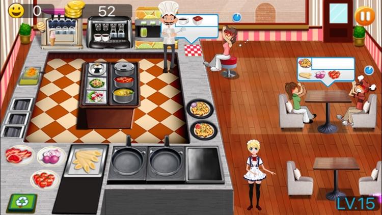I Love Spaghetti -- Pasta Cafe screenshot-3