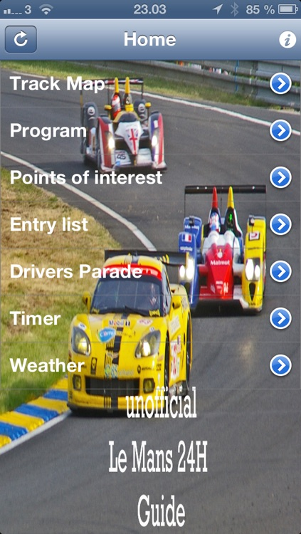 Le Mans 24H screenshot-0