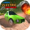 Carngun Private Limited - Corbin Electric Car Race artwork