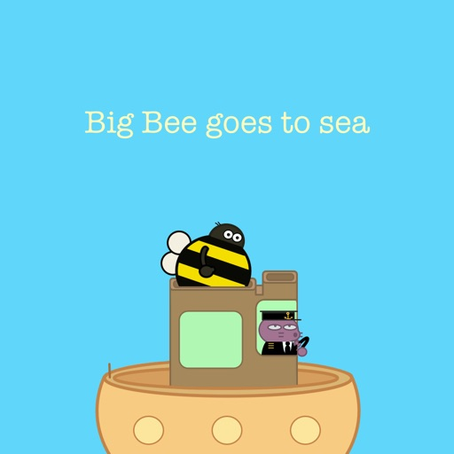 Big Bee Goes To Sea
